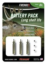 Firenock Battery Pack Long (Bl) for A3/C3/D3/E3/F3/J3/G3/Q3/S 3 etc lighted nock