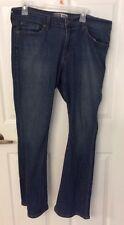 Levi Strauss & Co Signature Modern Boot Cut Women's Jeans Size 16
