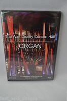 The Walt Disney Concert Hall Organ (DVD, 2013, 2-Disc Set, DVD/CD)