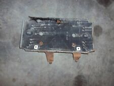 78-79-80-81 PONTIAC FIREBIRD / TRANS AM LICENSE PLATE BRACKETS