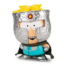 "Kidrobot ~ South Park: The Fractured but Whole ~ PROFESSOR CHAOS  ~ 7"" Figure"