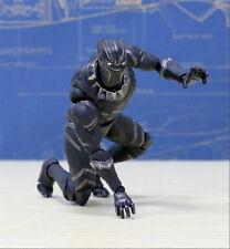 "6"" S.H.Figuarts Black Panther Figure Captain America: Civil War SHF Boys Gift"