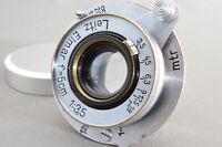 =Good=  Leica Leitz Elmar 50mm F/3.5 for L39 LTM Screw Monut  Free Shipping *197