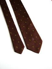 CALABRESE Napoli Made in Italy Cravatta Tie  Originale 100% SETA SILK