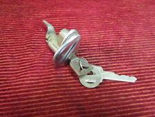 VINTAGE NOS 1940's-50's FORD-MERCURY DOOR LOCK WITH KEYS