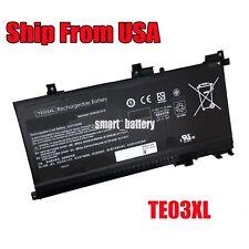 New listing Battery Te03Xl For Hp Pavilion 15 Uhd Omen 15-Ax 849910-850 849570-541 11.55V Us