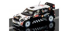 Scalextric 1:32 C3385 Mini Countryman WRC, Rallye Monte Carlo 2012, -NEU u. OVP-