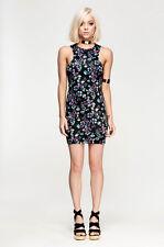 Nookie Zen Garden Body Con Dress Size 10 BNWT  RRP $199.90