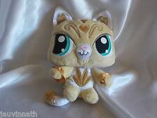 Doudou peluche chat, Pet Shop Hasbro,2009, Blankie/Lovey/Newborn toy