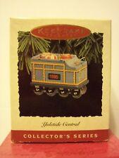 Yuletide Central (Collector's Series) Hallmark Keepsake Ornament 1995 New