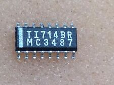 1 PC. mc3487 Motorola so16 NOS