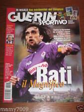 GUERIN SPORTIVO=N°48 1998=MAXIPOSTER DI RONALDO (INTER) E SALAS (LAZIO) 80X54