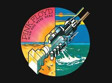 PINK FLOYD - WISH YOU WERE HERE: REMASTERED CD ALBUM (2016)