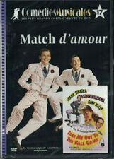 DVD MATCH D'AMOUR COMEDIES MUSICALES