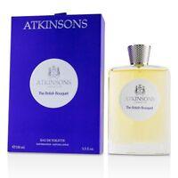 Atkinsons The British Bouquet Eau De Toilette Spray 100ml Womens Perfume