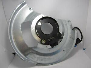 90-02 Chevrolet Astro GMC Safari RF ABS Brake Flange Plate Shield OEM 15703244