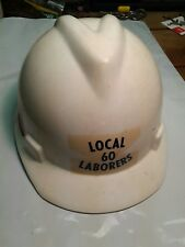 Local 60 Hawthorne, Ny New York Hard Hat, Cap, Safety Helmet, Liner & Stickers