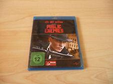 Blu Ray Public Enemies - Johnny Depp - 2009