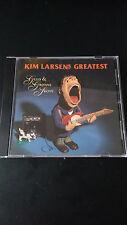 Kim Larsen Greatest - Guld & Grønne Skove Jewelcase CD EAN 724383380725 NEU