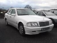 1998 Mercedes Benz C Class C180 ELEGANCE 4 door Saloon