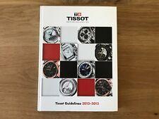 Catálogo General TISSOT General Catalogue 2012 2013 - Spanish - Like New