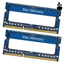 16GB 2x8GB DDR3L SODIMM PC3L-12800 1600MHz - MacBook Pro 2012, iMac, Mac Mini