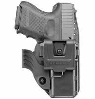 Fobus APN26 IWB Belt Clip Holster for Glock 26 & 27 Right or Left Hand Use