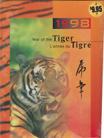 CANADA Year of the Tiger  pack with China & Hong Kong MNH original package