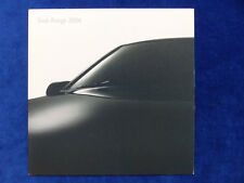 Saab Range 2006 - 9-3 9-5 Sedan Sportwagon - US-Prospekt Brochure 07.2005 USA