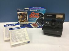 Polaroid One Step 600 Instant Camera With Two Boxes Of Film