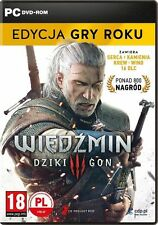 The Witcher 3 - WILD GON [PC] EDITION OF THE YEAR VERSION 1.30 - 6 DVD [game +