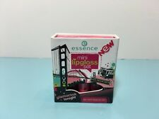 ESSENCE - MINI LIPGLOSS SET - GLAMOROUS TONIGHT - SAN FRANCISCO - 0.067 OZ - NEW