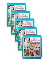 Panini Disney Princess Sticker & Cards - 5 Stickertüten Prinzessinen Sticker