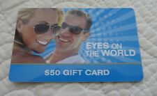 EYES ON THE WORLD New York City $50 Gift Card