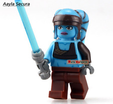 Lego Star Wars Custom Aayla Secura Minifigure - US Seller