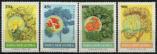 Papua New Guinea 1992 SG#675-8 Flowering Trees MNH Set #A83632