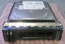 """DELL / IBM Ultrastar ic35l073ucdy10-0 3.5 """" 73GB Ultra320 SCSI HDD W / Caddy"""