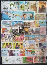 DJIBOUTI Stamp Lot Used T1085