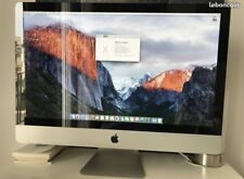 IMac APPLE 27 POUCES MB 952 F/A 3,06 GHz 1To 8 Go