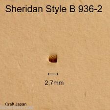Craft Japan Langlocheisen 12 mm x 2 mm