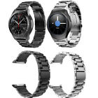 Samsung Gear S2 / Gear S3 Classic/Frontier Watch Band Stainless Steel Wrist Band