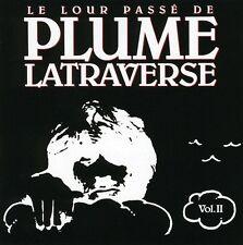 Plume Latraverse - Vol. 2-Lour Passe [New CD] Canada - Import