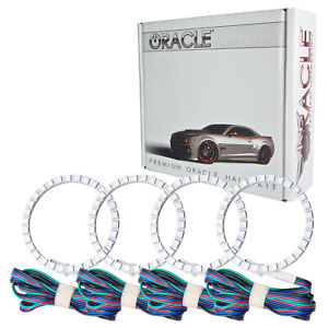 For Maserati GranTurismo 2007-2014  ColorSHIFT Halo Kit Oracle