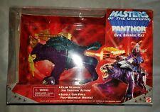 2001 Masters of the Universe Panthor Evil Savage Cat MOTU