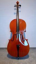 Altes Cello für Musiker Sammler, Spielbar Funktionsfähiges Instrument