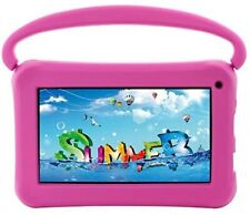 ittle British Kids 7.0 IPS Screen, Quad Core Google Android Tablet PC 8GB Pink