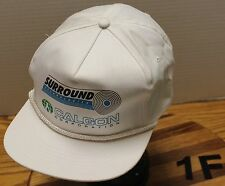 CALGON CORPORATION SURROUND TECHNOLOGIES SNAPBACK HAT IN VERY GOOD CONDITION