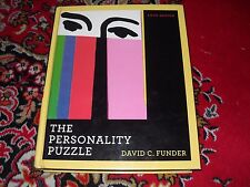 The Personality Puzzle (Fifth Edition) by David C. Funder, Great Condition!$!