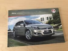 VAUXHALL ASTRA 2010 MODELS BROCHURE - BRAND NEW STUNNING AND RARE TO FIND