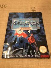 SNES Guía Terranigma en Español